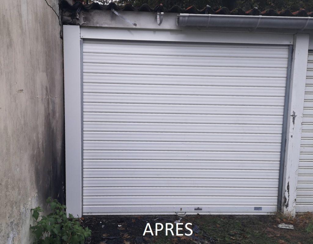 porte de garage La Toulousaine