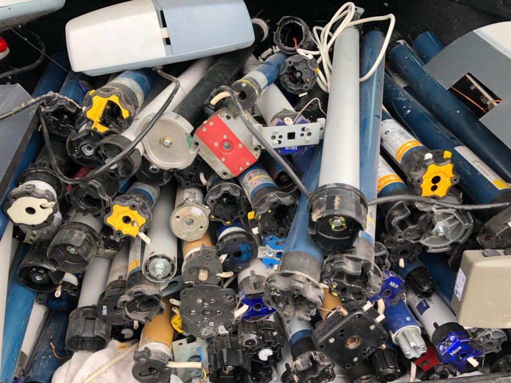 recyclage moteurs